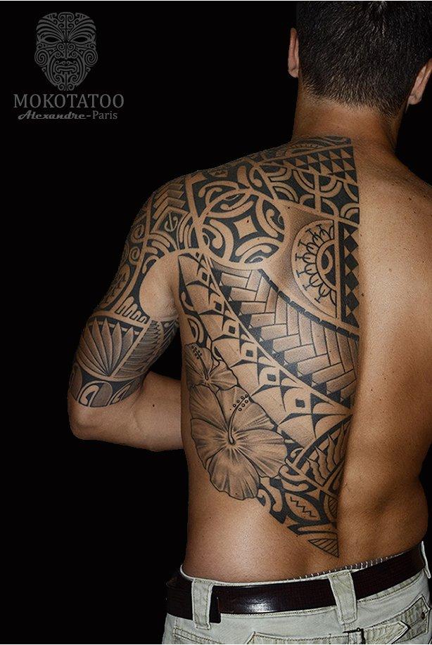 Tatouage - Polynesien 21